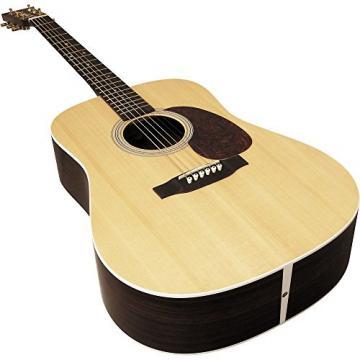 Martin Custom MMV Dreadnought Acoustic Guitar Natural