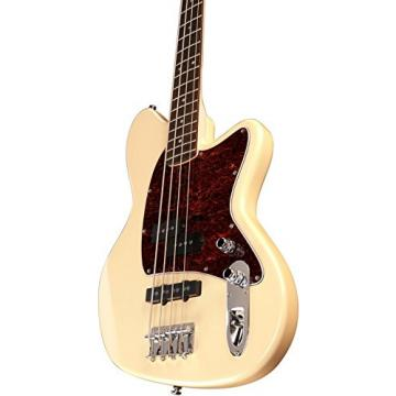 Ibanez Talman TMB100 IV 2015 Ivory Electric Bass Guitar