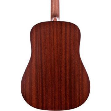 Martin X Series DXMAE Dreadnought Acoustic-Electric Guitar Natural