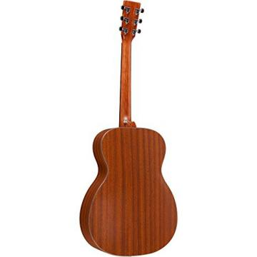 Martin X Series Custom X1-000E Auditorium Acoustic-Electric Guitar Natural