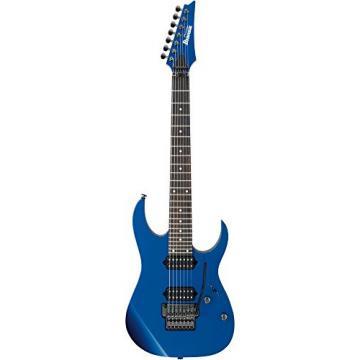 Ibanez RG752 Prestige RG Series 7 String Electric Guitar Cobalt Blue Metallic