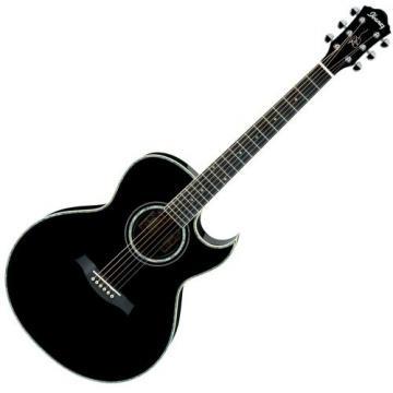 Ibanez Joe Satriani Signature Acoustic Elec Guitar Six String Acoustic-Electric Guitar Cutaway