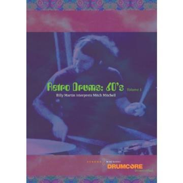 Sonoma Wire Works DCDPRD Retro Drums 60's DrummerPack