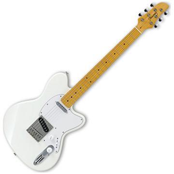 Ibanez Talman TM302M Electric Guitar Ivory