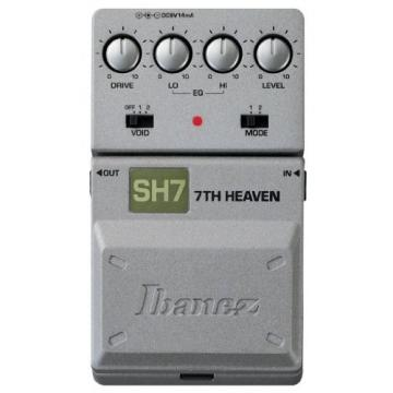 Ibanez SH7 7th Heaven Distortion Pedal