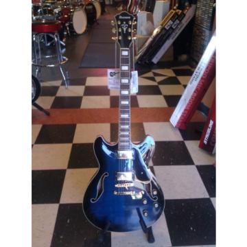 Ibanez AS93BLS Artcore Semi Hollow Body Guitar Super 58 pickups, Very Nice Guitar!