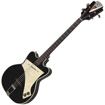 Kay Guitar K5970J-BK 1960 Original Jazz Special Bass Guitar