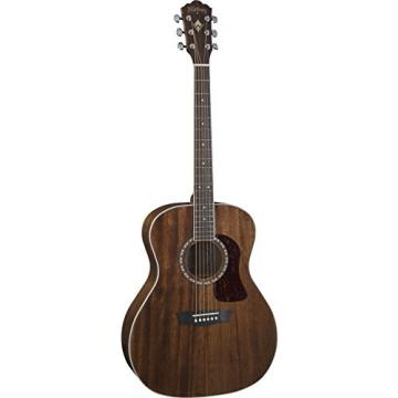Washburn Heritage Series HG12S Grand Auditorium Acoustic Guitar Natural