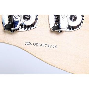 Fender American Standard HH Dimension Bass IV Rosewood Fingerboard Electric Bass Guitar Level 2 Black 190839060457