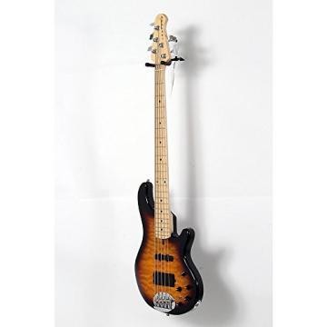 Lakland Skyline Deluxe 55-02 5-String Bass Level 2 3-Color Sunburst 190839090539