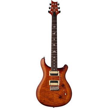PRS SE Custom 24 Solid-Body Electric Guitar, Vintage Sunburst