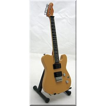 PETE TOWNSHEND Miniature Guitar Tele Schecter The WHO