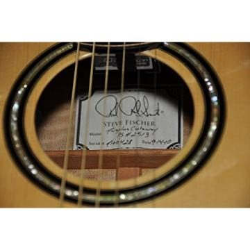 PRS Private Stock Acoustic Electric Guitar model #2513 Serial A100428 With original case
