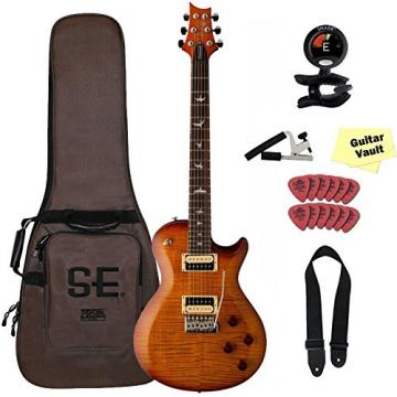 PRS SE Tremonti Custom, Vintage Sunburst, 2017 with Gig Bag and guitarVault Accessory Kit