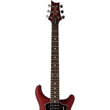 PRS D4TD04_1N-KIT-1 S2 Standard 24 Electric Guitar with ChromaCast Accessories, Satin Vintage Cherry