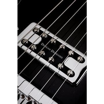Schecter PT Fastback Electric Guitar (Gloss Black)