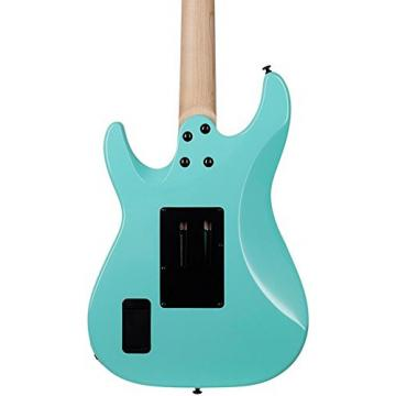 Schecter 1280 Solid-Body Electric Guitar, Sea Foam Green