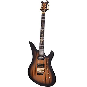 Schecter Synyster Gates Custom-S Solid-Body Electric Guitar, SGB