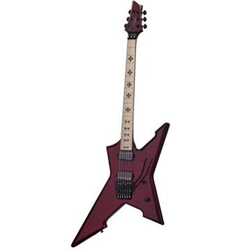 "Schecter Jeff Loomis ""CYGNUS"" JLX-1 FR   Solid-Body Electric Guitar, STC"