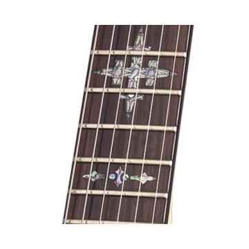 Schecter Damien Elite Electric Guitar - See Thru Black