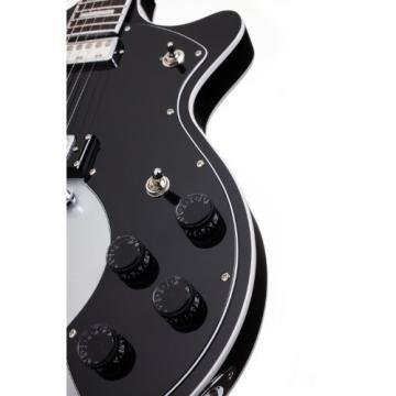 Schecter TSH-1 Electric Guitar,  Silverburst