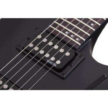 Schecter 406 Stealth C-1 FR SBK Electric Guitars