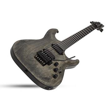 Schecter 1301 Solid-Body Electric Guitar, Rusty Grey