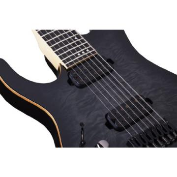 Schecter 1238 Banshee-7 Passive TBB Left Handed Electric Guitars