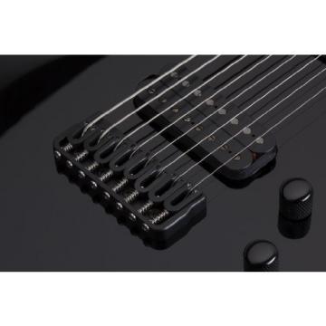 Schecter 2159 Blackjack Avenger-8 BLK Electric Guitars