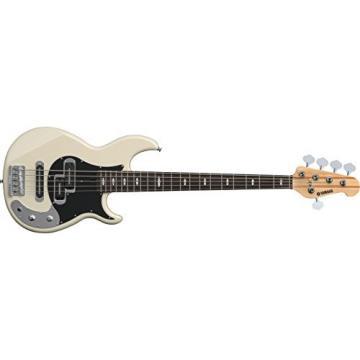 Yamaha BB Series BB1025X VW 5-Strings Bass Guitar; Vintage White