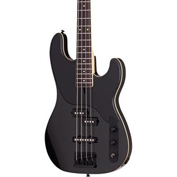Schecter Guitar Research Michael Anthony Electric Bass Carbon Gray