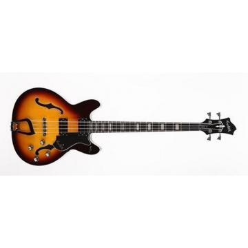 Hagstrom Viking Bass Guitar (Tobacco Sunburst)