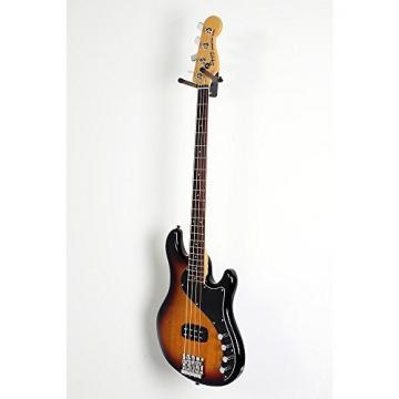 Squier Deluxe Dimension Bass IV Rosewood Fingerboard Electric Bass Guitar Level 2 3-Color Sunburst 888365985183