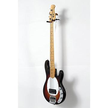 "Ernie Ball Music Man 40th Anniversary ""Old Smoothie"" Stingray Electric Bass Guitar Level 2 Vintage Burst 190839090324"