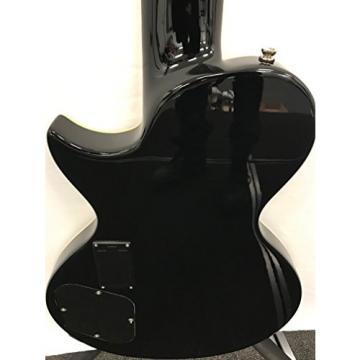 Fernandes Monterey 5 Deluxe Bass Guitar w/Set Neck - Black