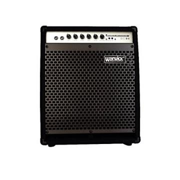 Warwick BC80 80W 1x12 Bass Combo with 2 in. Horn Black