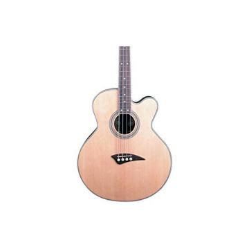 Dean Cutaway Acoustic-Electric Bass Guitar