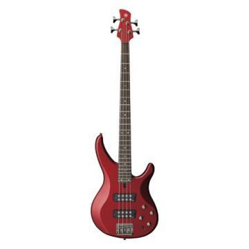 Yamaha TRBX304 CAR 4-String Bass Guitar Pack