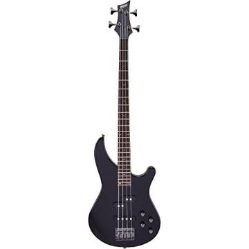 Mitchell MB200 Modern Rock Bass with Active EQ Black