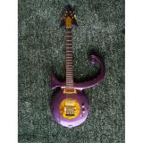 Custom Made Left/Right Handed Option Prince 6 String Love Electric Guitar