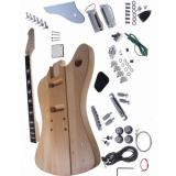 Custom Built Unfinished guitarra Firebird Guitar Kit